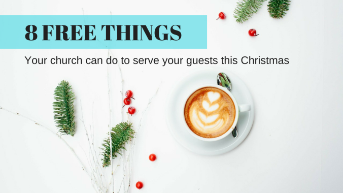8 free things for christmas