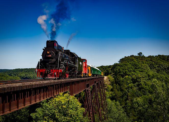 train steam